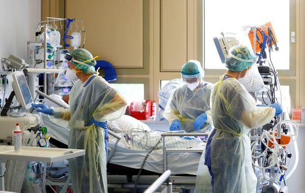 जर्मनी में डेल्टा वेरियंट से संक्रमित मरीजों की संख्या बढ़ती जा रही है।