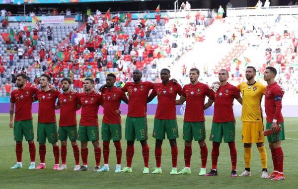 पुर्तगाल की स्टार्टिंग-11।