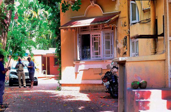 सुशांत सिंह ने बांद्रा स्थित इसी घर में 14 जून को फांसी लगा ली थी।