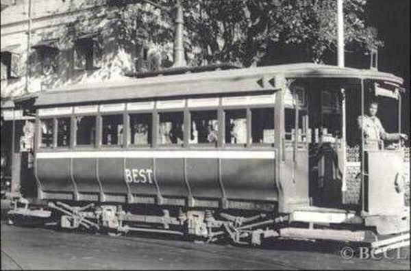 आज ही के दिन 1907 में पहली बार बिजली से ट्रॉम चलाई गई।