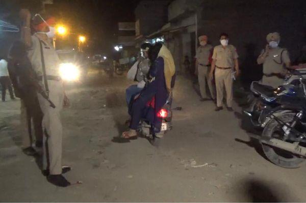 Drunken hooliganism in Jalandhar