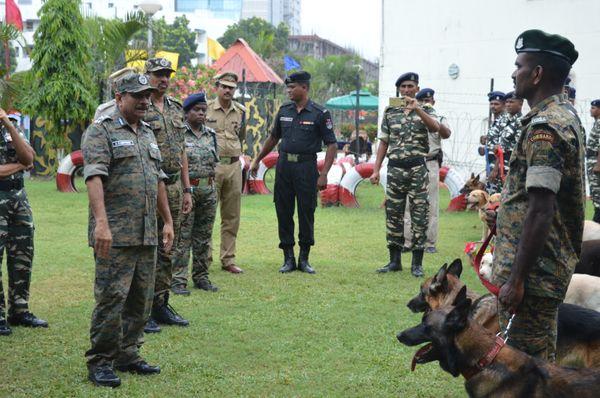 CRPF के DG बनाए गए कुलदीप सिंह अभी स्पेशल DG हैं।