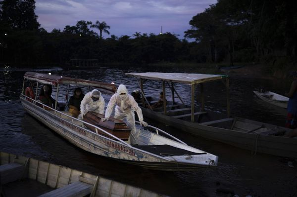 (फोटो- AP Photo/Felipe Dana)