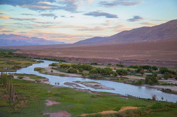 યુગો યુગોથી વિવિધ સંસ્કૃતિઓની સાક્ષી બનીને વહેતી સિંધુ નદી