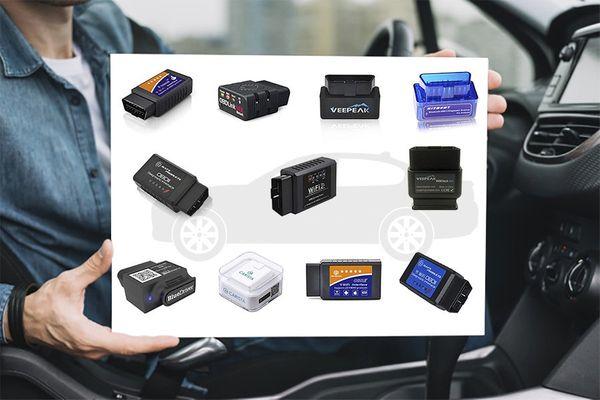 ई-कॉमर्स साइट पर अलग-अलग ब्रांड के OBD की काफी बड़ी रेंज उपलब्ध है।