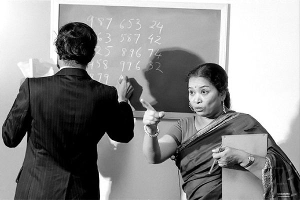 21 अप्रैल, 2013 को बेंगलुरु में ह्यूमन कम्प्यूटर के नाम से मशहूर शकुंतला देवी का निधन हुआ था।