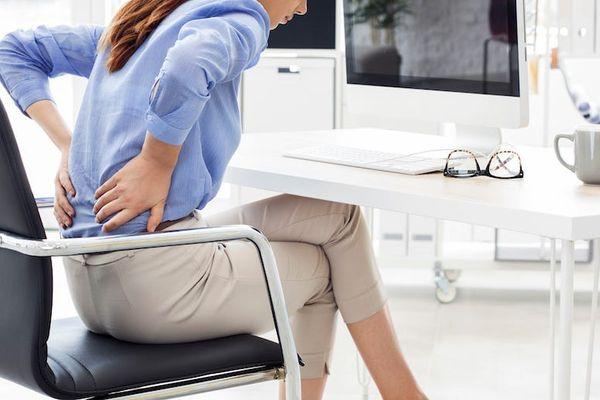 डेड बट सिंड्रोम से कूल्हों के आसपास सुन्न होना