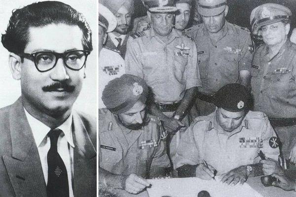 માત્ર 13 જ દિવસના યુદ્ધમાં પાકિસ્તાની સેના ભારતીય જવાનો પાસે ઘુંટણિયે પડ્યા અને બાંગ્લાદેશનો જન્મ થયો (ફાઈલ)