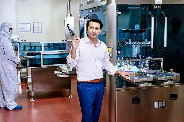 Adar Poonawala, CEO, Serum Institute.