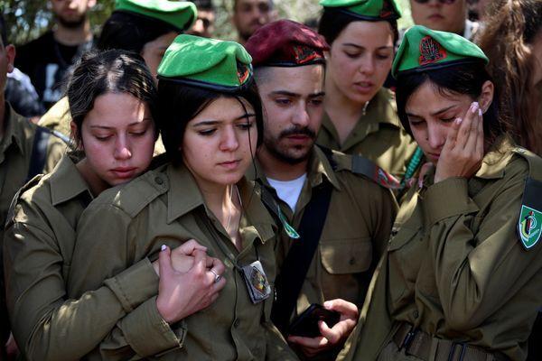 उमर डॉक्टर के निधन पर इजरायली सेना के जवानों ने शोक जताया है.