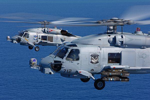 ભારતને આ વર્ષે અમેરિકાથી વિશ્વનાં શ્રેષ્ઠ MH-60R સીહોક હેલિકોપ્ટર મળશે.
