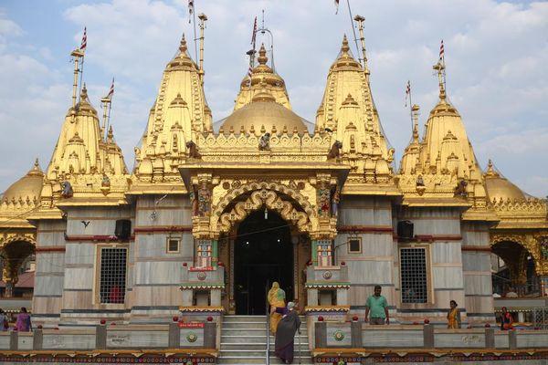 વડતાલ સ્વામિનારાયણ મંદિરની ફાઈલ તસ્વીર