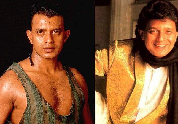 मिथुन ने फिल्मी करियर की शुरुआत 1976 में आई फिल्म 'मृगया' से की।