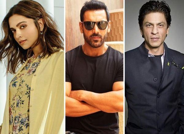 जॉन और शाहरुख खान पहली बार फिल्म 'पठान' में साथ काम करते नजर आएंगे