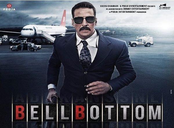 27 जुलाई को अक्षय कुमार की बेल बॉटम सिनेमाघरों में रिलीज होगी, इसी फिल्म से बॉक्स ऑफिस के हालात सुधरने की उम्मीद है