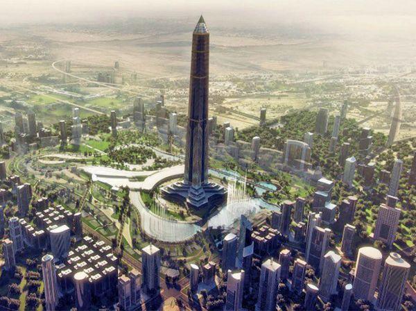 ऐसी दिखेगी नई राजधानी