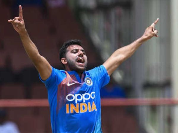 Deepak Chahar, who made his debut in the limited overs in 2018, said that it was his dream to play in the Test.