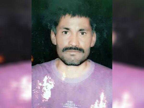 हिसार के बरवाला में मार दिया गया किसान नरेश सैनी। - Dainik Bhaskar