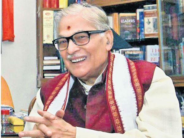 डॉ. मुरली मनोहर जोशी। -फाइल - Dainik Bhaskar