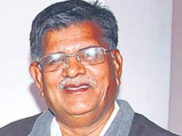 भाजपा के वरिष्ठ नेता गुलाबचंद कटारिया । - Dainik Bhaskar