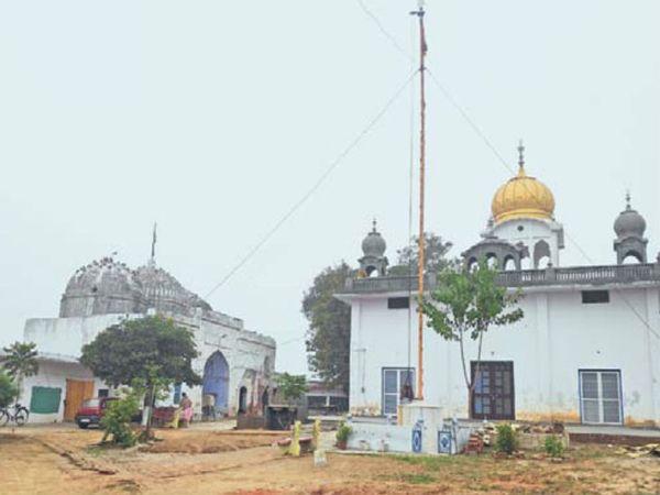 सिखों ने 1710 में वजीर खान को हराकर शहर पर कब्जा जमाया था, लेकिन मस्जिद सुरक्षित रही। - Dainik Bhaskar