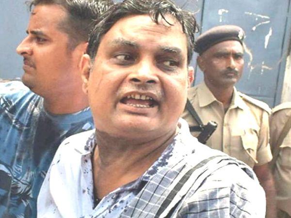 अदालत ने ब्रजेश ठाकुर को पॉक्सो के तहत यौन शोषण का दोषी करार दिया। - फाइल - Dainik Bhaskar