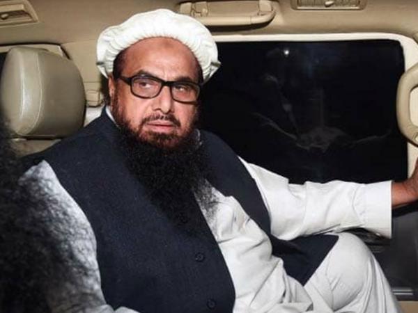 हाफिज सईद को पिछले साल 17 जुलाई से लाहौर की कोट लखपत जेल में बंद है।- फाइल - Dainik Bhaskar