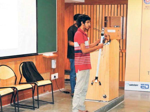 युवाओं ने पेश किए सॉल्यूशन, सोशल नेटवर्क और बहुत कुछ। - Dainik Bhaskar