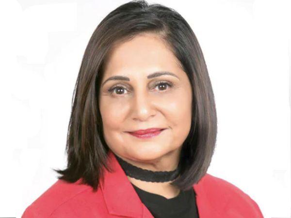 वायरोलॉजिस्ट गीता राम जी कुछ दिनों पहले लंदन से लौटी थीं।