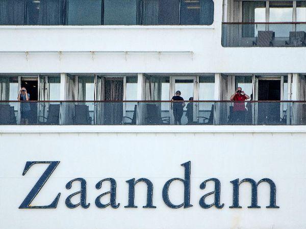 अमेरिकी जहाज पर 200 से ज्यादा संक्रमित हैं और चार लोगों की मौत हो गई है। यह 7 मार्च को ब्यूनस आयर्स से रवाना हुआ था।