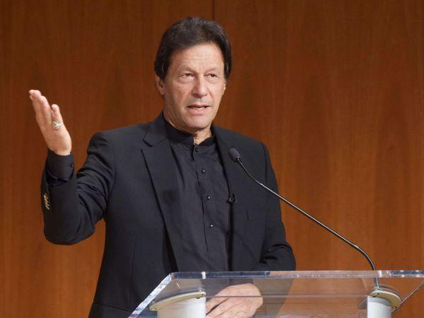 पाकिस्तान,के प्रधानमंत्री इमरान खान ने आतंकवाद के                            खिलाफ अमेरिका को अपनी जमीन का इस्तेमाल नहीं करने देगा,