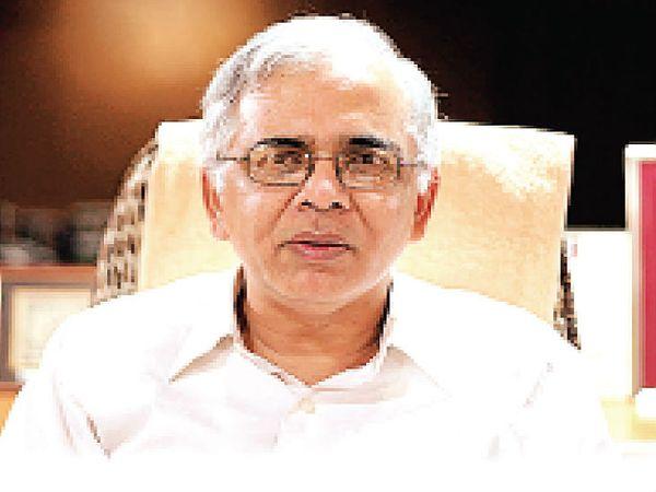 सीएसआईआर के महानिदेशक डॉ. शेखर सी. मांडे। - Dainik Bhaskar