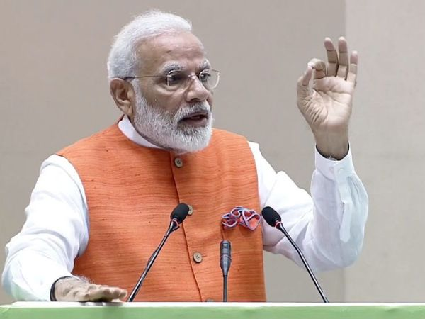 प्रधानमंत्री ने कहा कि पोर्टेबिलिटी की सुविधा होना आयुष्मान भारत योजना के सबसे बड़े फायदों में से एक है। (फाइल फोटो) - Dainik Bhaskar