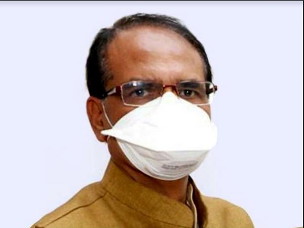 मुख्यमंत्री शिवराज सिंह चौहान। - Dainik Bhaskar