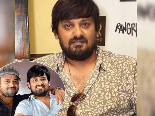 वाजिद खान ने बॉलीवुड में साजिद खान के साथ कई फिल्मों में संगीत दिया। (फाइल) - Dainik Bhaskar