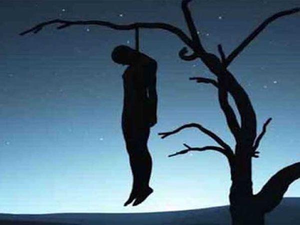 प्रदेश के ऊनाजिले के गांव बड़ैहर में खेतों के बीच में एक पेड़ पर महिला का शव झुलता हुआ मिला है। महिला दो बच्चों की मां है। पुलिस पता लगा रहा है कि पेड़ की जिस डाल पर फंदा लगाया है उस पर जाना संभव नहीं। हत्या है या आत्महत्या इसकी जानकारी पोस्टमार्टम रिपोर्ट से मिलेगी। डेमो फोटो - Dainik Bhaskar