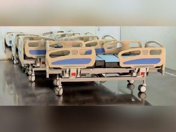बिलासपुर संभाग के कोविड अस्पताल में अब तक 117 मरीज भर्ती हो चुके हैं। अभी 84 पॉजिटिक का इलाज चल रहा है। अब अस्पताल में सिर्फ 16 बेड बचे हैं। ऐसे में नए बेड लगाने की तैयारी शुरू कर दी गई है।