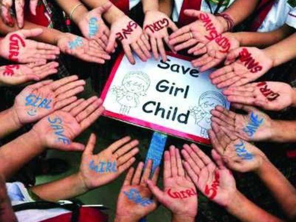 लैंगिक भेदभाव के कारण दुनियाभर में हर साल लापता होने वाली अनुमानित 12 लाख से 15 लाख बच्चियों में से 90% से 95% चीन और भारत की होती हैं। - Dainik Bhaskar