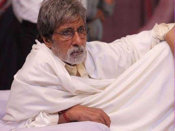अमिताभ बच्चन ने एक इंटरव्यू में बताया था कि हेपेटाइटिस-बी वायरस के इफेक्शन ने उनके लिवर पर क्या असर डाला है। -प्रतीकात्मक फोटो - Dainik Bhaskar