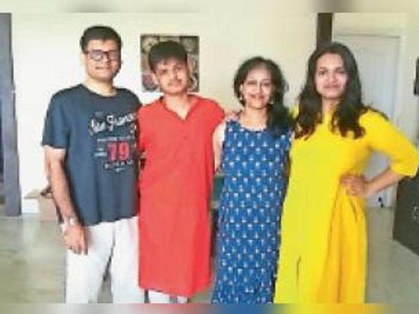 ह्यूमेनिटीज में 99% अंक के साथ दिशा मुखर्जी बनी टॉपर - Dainik Bhaskar