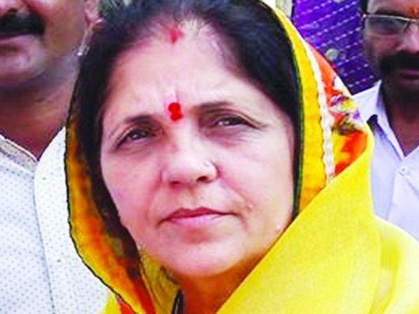 पति की तबीयत खराब होने पर विधायक ने टेस्ट करवाया था, इसमें वे संक्रमित पाई गईं। - Dainik Bhaskar