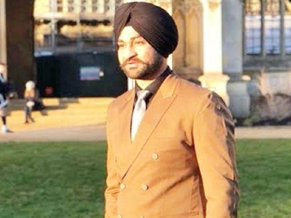 हॉकी टीम के पूर्व कप्तान सरदार संदीप सिंह। फाइल फोटो - Dainik Bhaskar