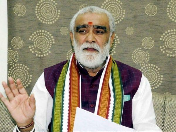 अश्विनी कुमार चौबे, केंद्रीय स्वास्थ्य राज्य मंत्री। - Dainik Bhaskar