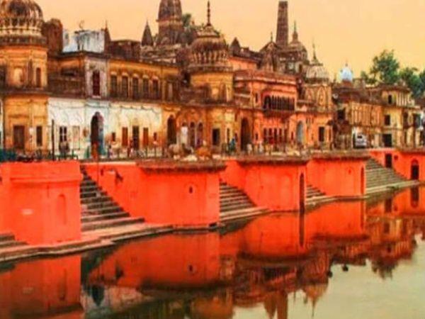 अयोध्या में 18 जुलाई को श्रीराम जन्मभूमि तीर्थ क्षेत्र ट्रस्ट की बैठक होगी। इसमें बोर्ड के अधिकांश सदस्यों के शामिल होने का अनुमान है। - Dainik Bhaskar