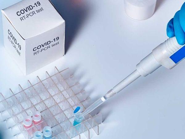 प्रदेश में काेरोना संक्रमण के मामले एकाएक बढ़ रहे हैं। संक्रमण अब इंडस्ट्री एरिया की ओर बढ़ रहा है। डेमो फोटो - Dainik Bhaskar