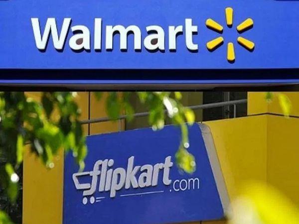 अमेरिकी रिटेल सेक्टर की दिग्गज कंपनी वॉलमार्ट की अगुवाई वाला समूह भारतीय ई-कॉमर्स फ्लिपकार्ट 1.2 अरब डॉलर यानी 9,045 करोड़ रुपए का निवेश करेगा - Dainik Bhaskar