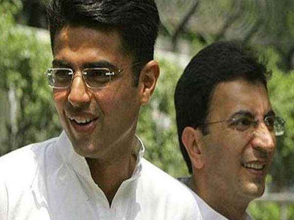 कांग्रेसी नेता एवं पूर्व केंद्रीय मंत्री जितिन प्रसाद के सचिन पायलट के समर्थन में टि्वट ने सियासी गलियारों में नई चर्चा पैदा कर दी है। - Dainik Bhaskar