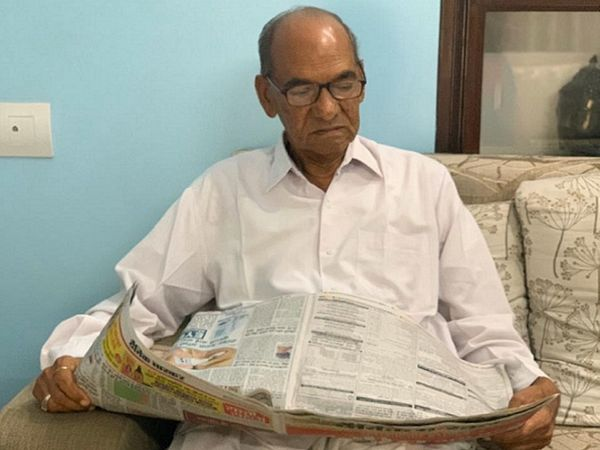 मुख्यमंत्री अशोक गहलोत के मित्र कैलाश टाटिया।