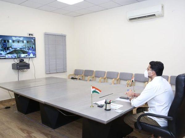 सचिन पायलट गहलोत सरकार में उपमुख्यमंत्री रहे।