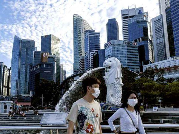 वित्त वर्ष 2019-20 में सिंगापुर ने एफडीआई के माध्यम से भारत में 14.67 बिलियन डॉलर का निवेश किया था। - Dainik Bhaskar